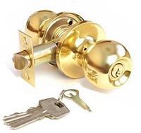 Замок защелка 6072-01-G полированное золото Apecs