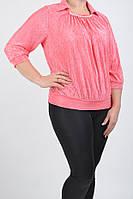 Нежная розовая кофточка для женщин 3180