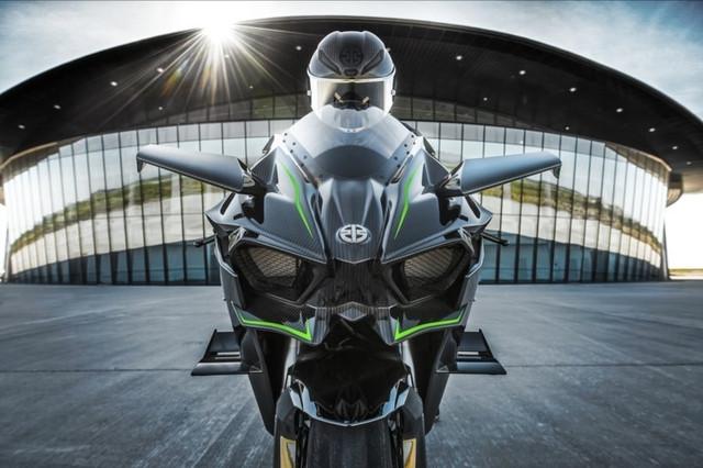 Kawasaki Ninja H2 (H2R)