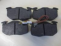 Колодки тормозные передние Citroen C15 AX ZX, Peugeot 106 306, Ситроен C15 Пежо
