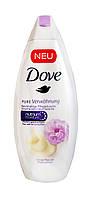 Крем-гель для душа Dove Объятия нежности Сливочная ваниль и пион - 250 мл.