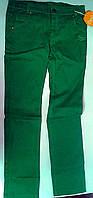 Штаны для мальчиков Коттон 122 см 6 лет Зелен. 26308013444 ШР308ы Бэмби Украина