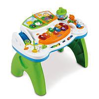 Игровой развивающий центр «Huile Toys» (2134) столик Музыкальная книжка (звук. эффекты)