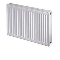 Стальной радиатор отопления Grunhelm 500*500мм , 22 тип с боковым подключением