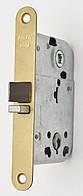 Корпус замка основной под ручку для межкомнатных дверей латунь Fe/JME 2014 Abloy