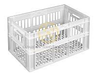 Пластиковые ящики для перевозки яиц 660x360x366