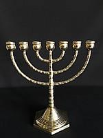 Подсвечник на 7 свечей Менора Stilars 576