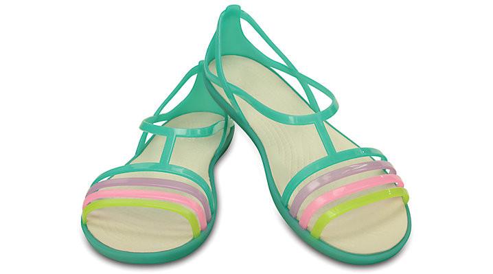Женские Крокс Crocs Womens Crocs Isabella Sandal