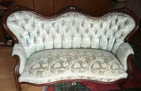Диван трехместный Людовик XV.Изысканная мебель из Европы б/в.