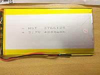 Внутренний Аккумулятор 3,2*65*126  (4000 mAh 3,7V) 3766125 AAA класс в Запорожье