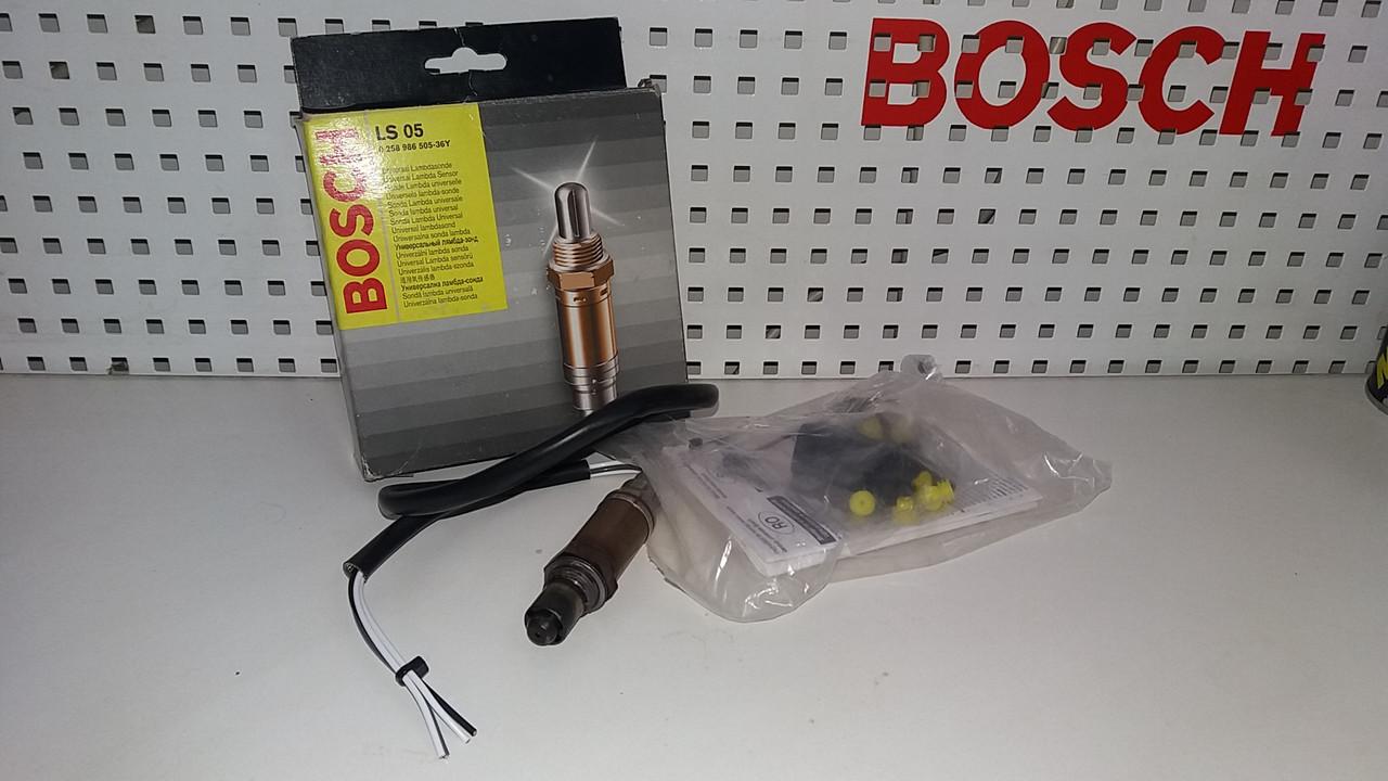 Лямда зонд Bosch 0 258 986 505, 0258986505,
