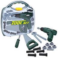 Набор инструментов в чемодане детский игровой набор TG206J