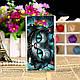Оригінальний чохол накладка для LG L7 p700 p705 з картинкою Візерунки, фото 8