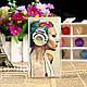 Оригінальний чохол накладка для LG L7 p700 p705 з картинкою Візерунки, фото 4