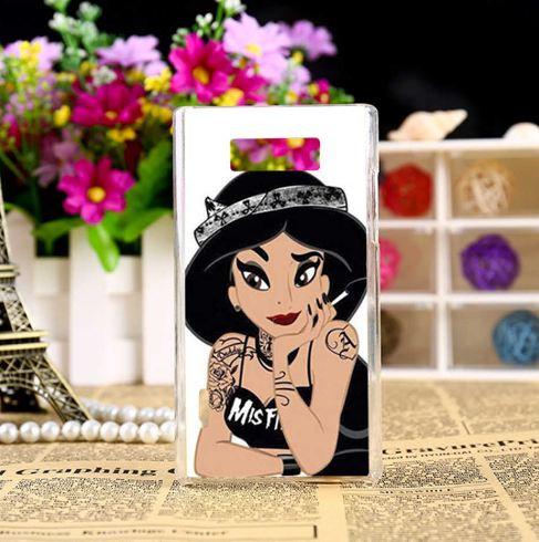 Оригінальний чохол накладка для LG L7 p700 p705 з картинкою Жасмин