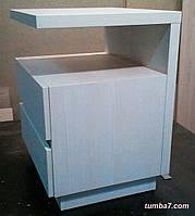 Прикроватная тумба Модена 2а, Ш600мм, Анжелик (3)