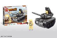 "Конструктор MAYLEGO ""World of tanks"", 268 дет.,  81665"