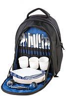 Рюкзак для пикника на 6 персон GREEN CAMP BLUE