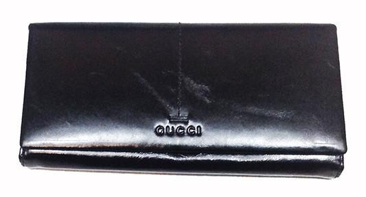 Женский кошелек из натуральной кожи с монетницей внутри
