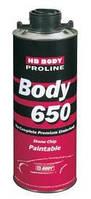 BODY Средство для защиты кузова HB PROLINE 650, серый