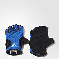 Перчатки для спорта Адидас Graphic Climalite S99609 - 2017
