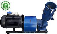 Гранулятор комбикорма ПГУ, подвижная матрица 150мм, 120кг/час, 4кВт. Гранулятор кормов