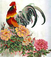 Набор для вышивки бисером POINT ART Символ счастья, размер 23х26 см, арт.1442