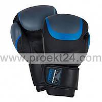 Боксерские перчатки Bad Boy Pro Series 3.0 Blue-12 oz