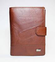 Кожаный мужской портмоне PETER.1