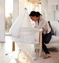 Кроватка-колыбель BabyBjorn Harmony, фото 3
