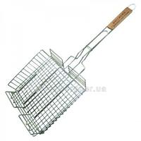 Решетка для барбекю, 66X40X30 см, глубокая, WB 7465