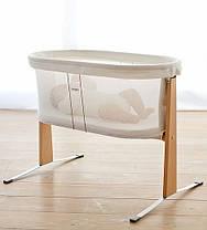 Кроватка-колыбель BabyBjorn Harmony, фото 2