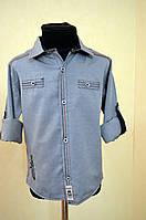Рубашка-трансформер для мальчика