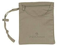 Молодежная сумка для документов Ferrino Anouk Black 923488