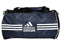 Спортивна сумка в стилі Adidas синього кольору (904)