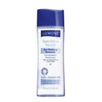 Lumene Демакияж средство для снятия макияжа с глаз Sensitive Touch Gentle Eye Makeup Romover 100 ml.