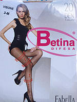 Женские колготки BETINA 20 ден, разные цвета