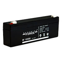Аккумулятор 12В 2,2 А/ч для сигнализации