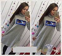 Платье широкое 030 (РФ)