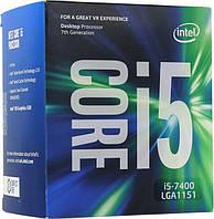 Процессор Intel Core i5 7400 4/4 3.0GHz 6M LGA1151 box (BX80677I57400)
