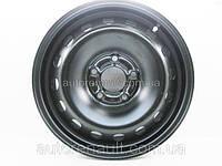 Диск колесный стальной (черный) на Рено Трафик 01-> (6Jx16) — Renault (оригинал) - 8200570328