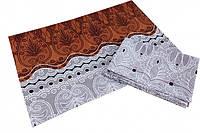 Комплект наволочек из бязи, 2 штуки, НБ48, 50х70 см