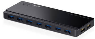 USB Концентратор TP-LINK UH720 USB 3.0 7-Port Hub with 2 Charging Ports