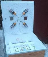 Инкубатор Курочка Ряба ИБ-130 цифровой с механическим переворотом и тэном DI