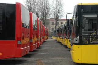 Комплекти стекол для пасажирського транспорту