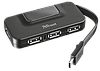 USB Концентратор Trust Oila TYPE-C to 4 Port USB 2.0 Hub