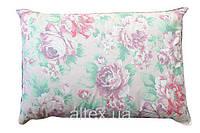 Подушка с гречневой лузгой ткань тик