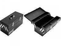 YATO Ящик для інструменту металевий 460х200х180мм