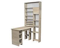 Маникюрный стол шкаф Лафайетт Дуб Сонома