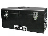 YATO Ящик для інструменту металевий 510х220х240мм